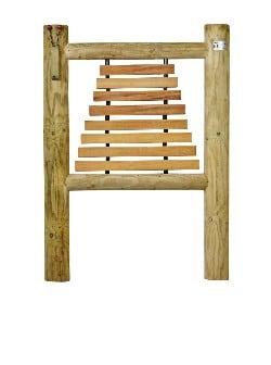 AATIM-00030 - Hardwood Timber Xylophone (Horizontal)-100