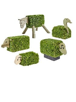 TIM-00028 - Grass Seating - Farm Set-100