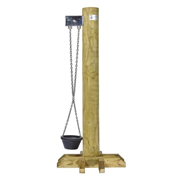 TIM-00034 Pulley and Bucket