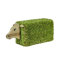 TIM-00005 - Grass Seating - Cow (2)-100