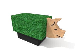 TIM-00052 Grass Pig