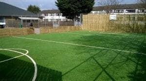 Playground Surfaces Installation