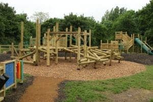 Country Park, climbing Frame