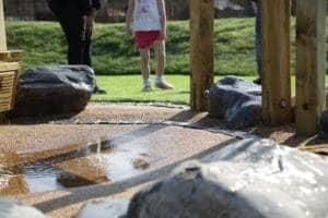 Waterplay, Playground