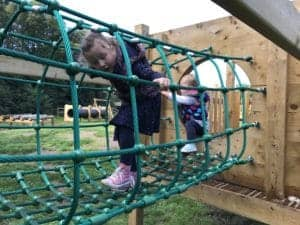 Country Park, Climbing Frame,