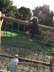 Country Park, Climbing Frame, Cargo Nets