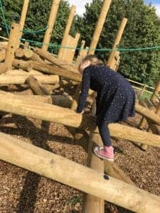 Country Park, Playground, Climbing