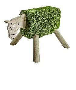 Grass Seating – Standing Donkey (Large)