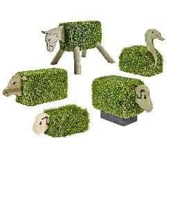 Grass Seating – Farm Yard Set