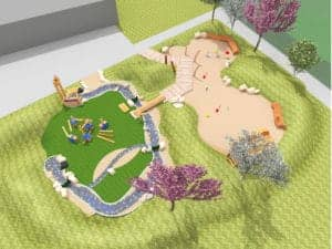 Playground Design, Natural Play, Country Park
