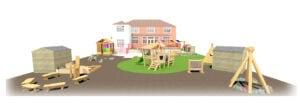 playground, nursery