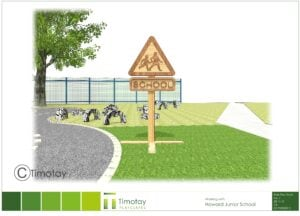 Role play track design
