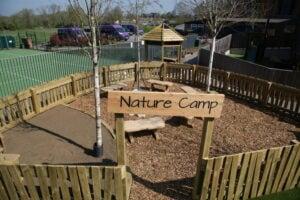 Nature camp primary school