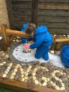 Waterplay nursery