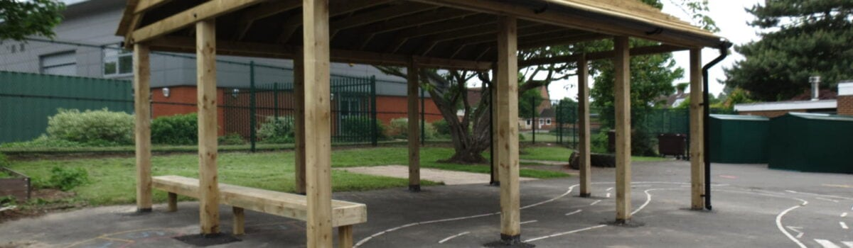 Outdoor Classrooms, Playground Shelters and Canopies