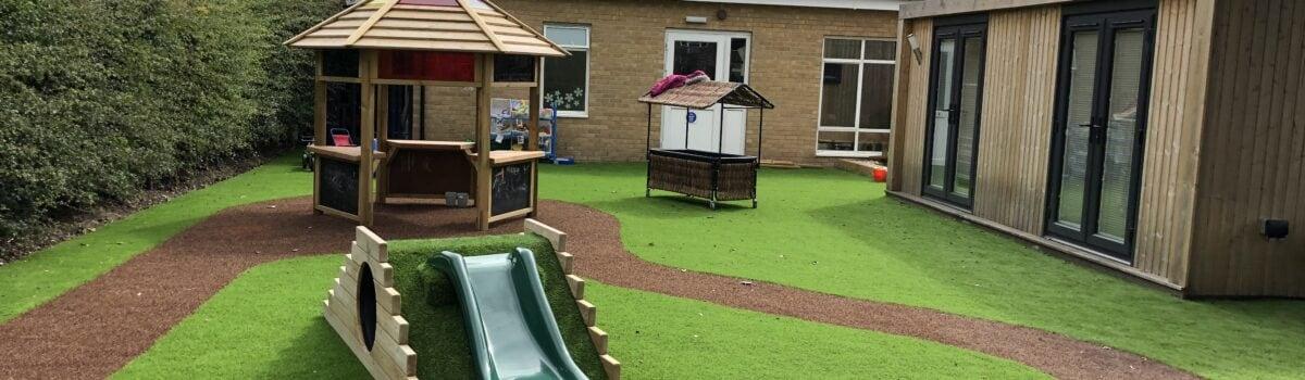 Kingswood Nursery School Transformation