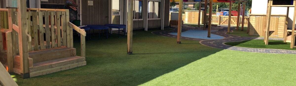 Belvedere Infant School – playground transformation