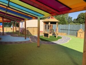 Infant school role play