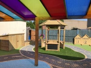 Infant school role play track