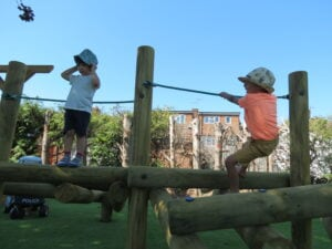 early years physical play