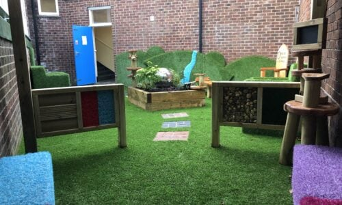 primary school playground,