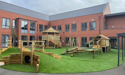 Playground transformation